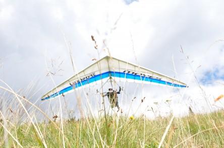 Фото месяца: Август 2013. Пилот: Дмитрий Козлов. Фотограф: Алексей Козлов. Дельтаплан: Лайтспорт 4. Место: Грайфенбург, Австрия