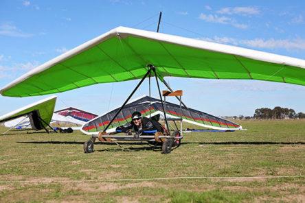 Аттила Берток (95к кг) готовится к полёту на Геко 170